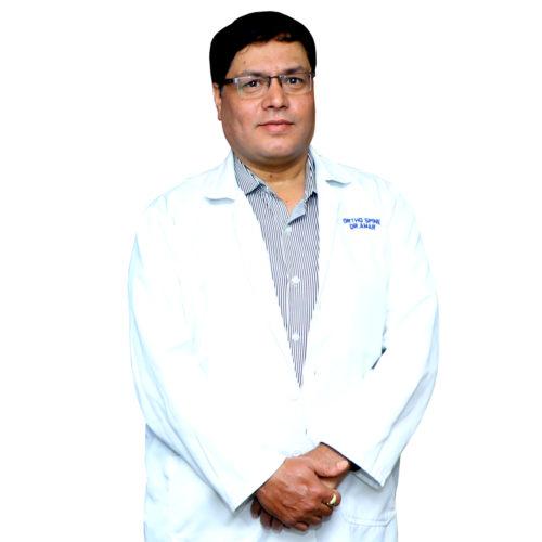 Dr. Amar Bisht